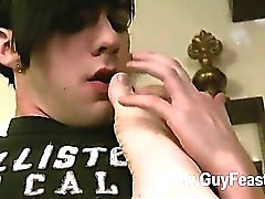 amateur pipe footjob gai goth