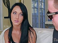 adorable sabrina banks getting banged