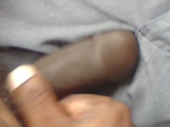 Charles Justin's Big Black Chocolate Cock 2019