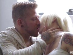 'CastingFrancais - Jesse Hill Tattooed Canadian Sensual Sex Audition With Big Cock Guy - AMATEUREURO'