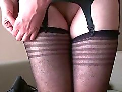 homosexuell amateur crossdresser masturbation