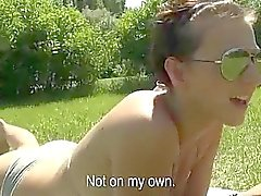 Big tits Czech girl boat fucked for cash