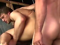 Big uncut dick nibbled by a twink stud