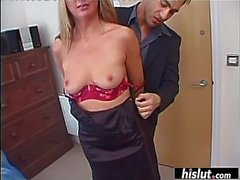 milf loves the way her hubby pounds her
