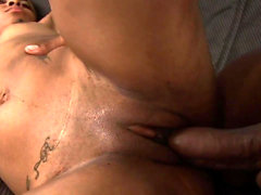 Horny ebony squirt - part 2 on pornurbate com