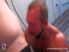 Josh West chains up Craig Reynolds part3