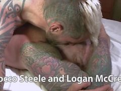 logan mccree rocco -steele loganmccree big- de dick