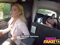 Female Fake Taxi Big Boobs Hot Student Tongue Fucks Blonde Hot Bush