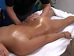 cul pipe brunette hardcore massage