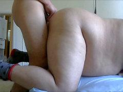 Chaser cock fucking hot chub teddy booty rear end