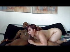 asiatique bbw interracial