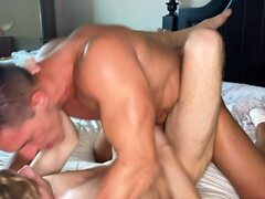 MissionaryBoyz - Missionary Blessed By Cock And Cum
