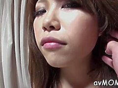 astounding oriental mature anna mibu gets rough plowing